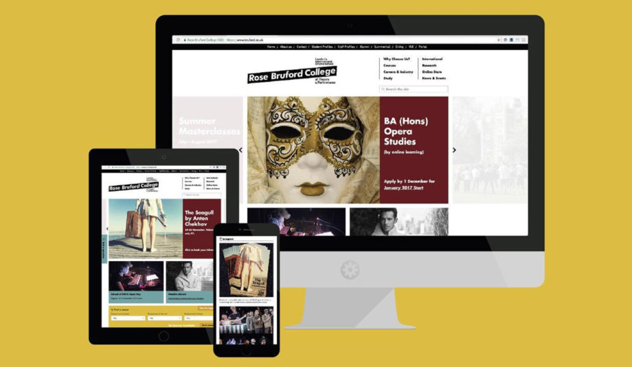 Rose-Bruford_home-page