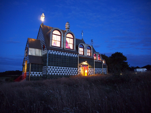 A-House-For-Essex_side_night