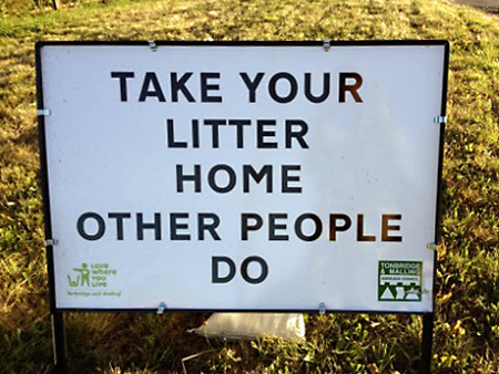 Take_your_litter_home