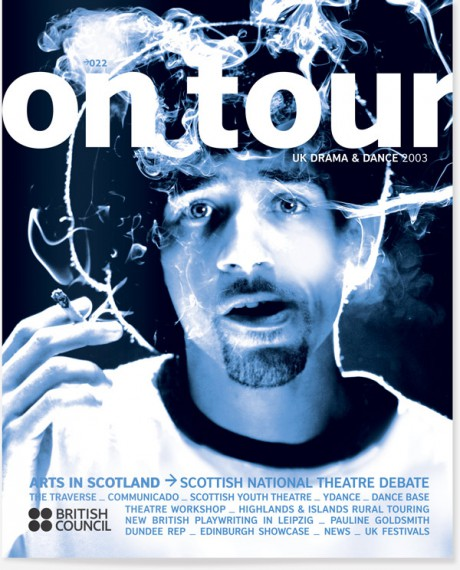 _on_tour_22_cover