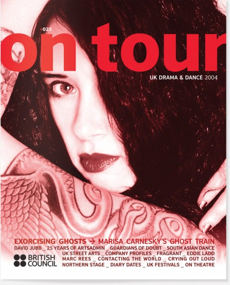 _on_tour_23_cover