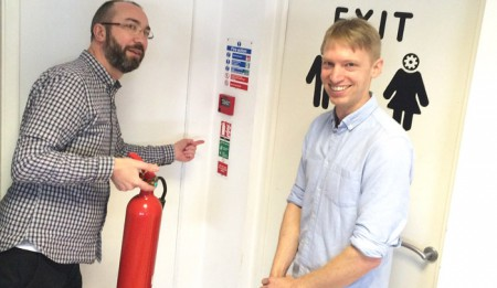 16_Feb_16_Michael_fire_extinguisher_