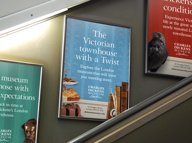 Dickens_Museum_escalator_posters_2