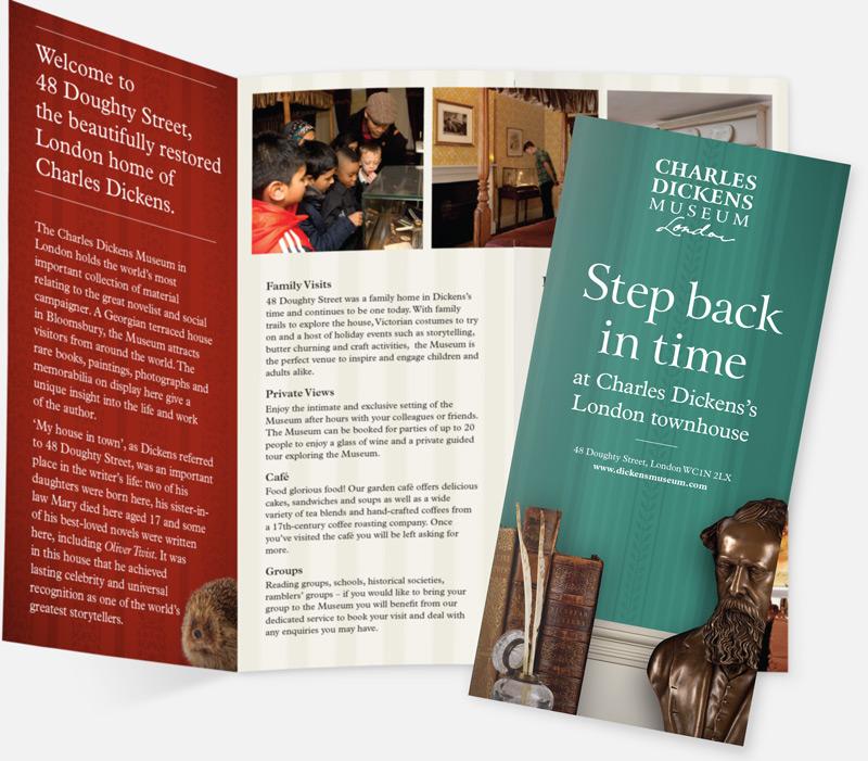 Dickens_Museum_leaflet