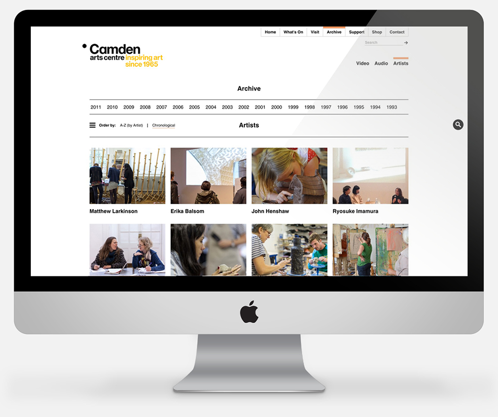 Camden-Arts-Centre-archive-website-design-1