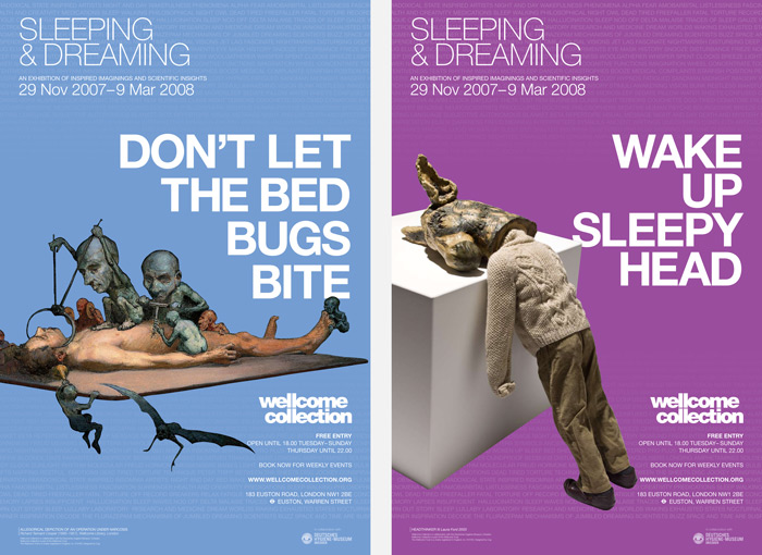 Sleeping_&_Dreaming_posters