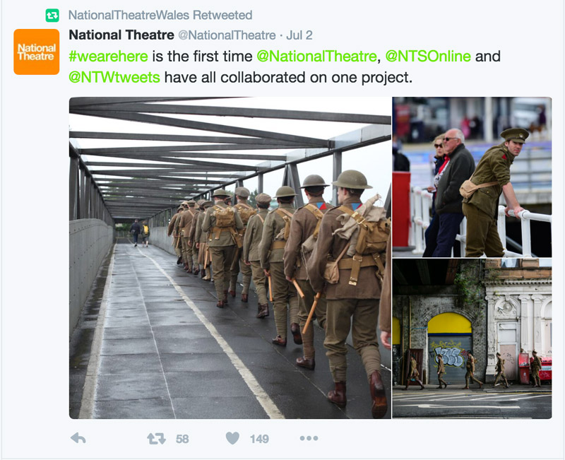 We_Are_Here_National_Theatre_tweet