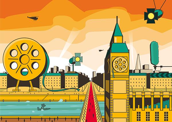 November: London Film Festival by Ben Alexander