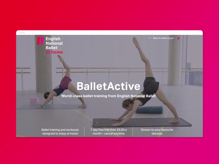 ENB Ballet Active Desktop Still